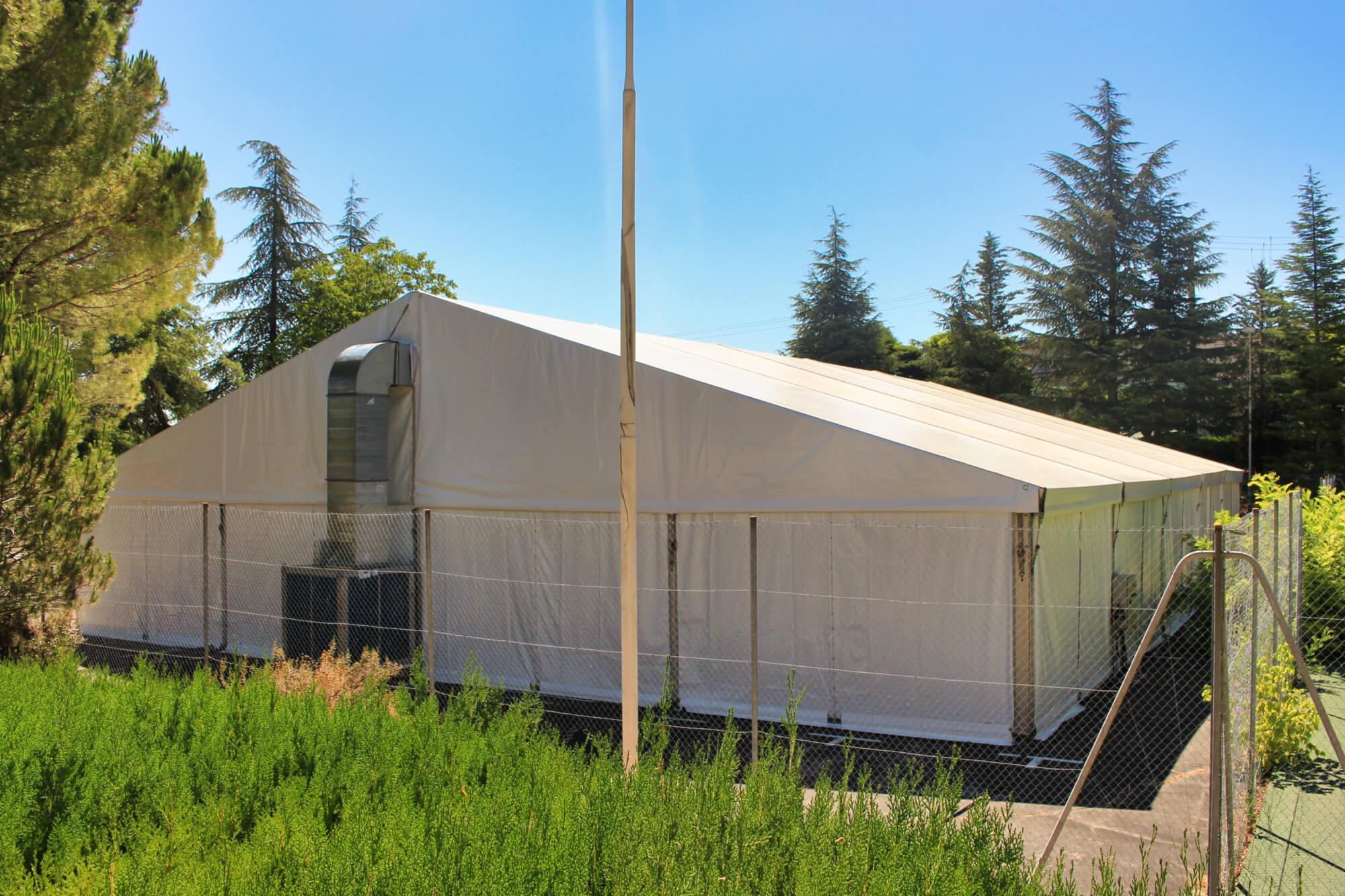 climatisation et chauffage chapiteaux et tentes