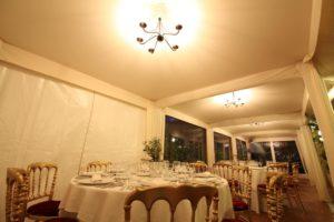 Décoration intérieure pour votre mariage, fête ou autre événement privé