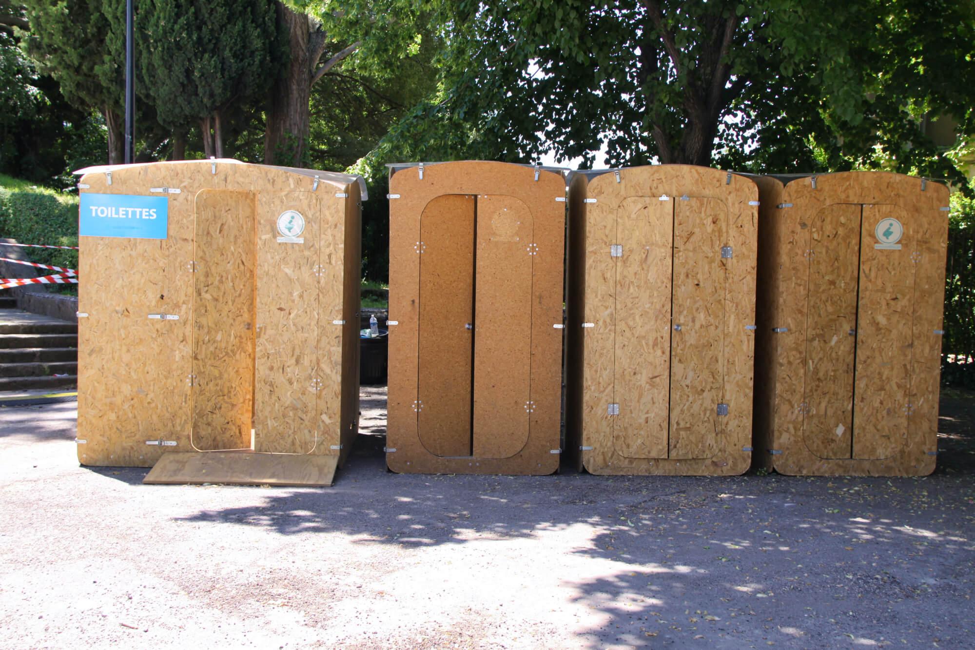 location toilettes sèches
