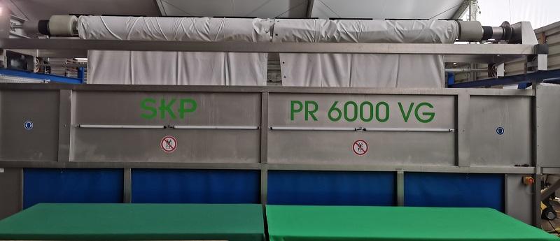 machine écologie lavage des bâches location tente
