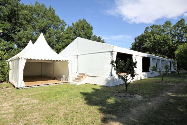 Location et installation de tente en Provence PACA Marseille